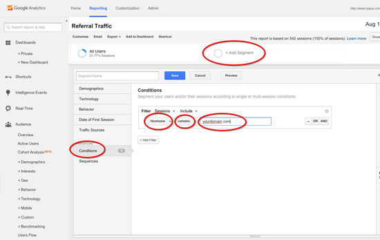 How to create a hostname filter in Google Analytics to weed out Analytics Spam / Ghost Spam