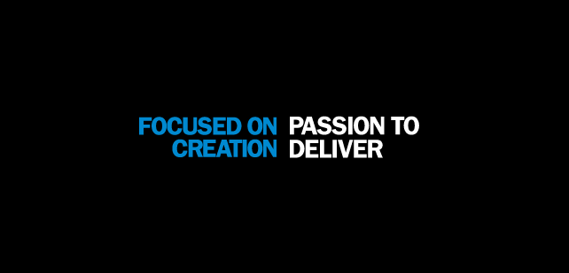 NELSON - Focused on Creation | Passion to Deliver