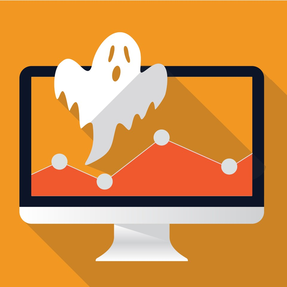 Analytics Spam - Ghost Analytics Data